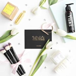 #girlcrush beauty box